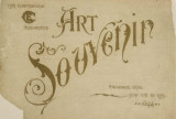13th International CE Convention Art Souvenir, Cleveland, Ohio, July 11th to 15th, 1894