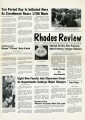 Rhodes Review 1968-1969