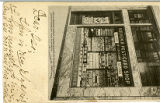 Souvenir post card shop of Cleveland