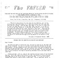 The Tatler - Cleveland Meeting of the Religious Society of Friends Newsletter. Volume 12 [actually 17 numbered as 12),...
